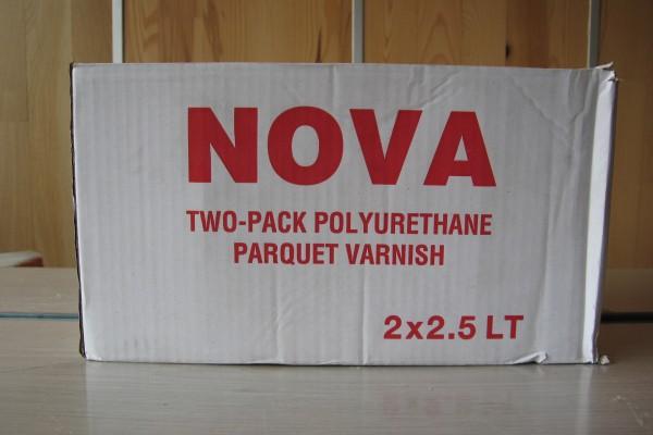 Nova Parke Cilası