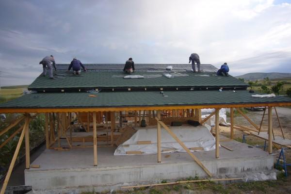 Çatı Shingle Kaplama