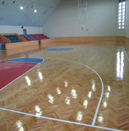 Spor Salonu Yapımı