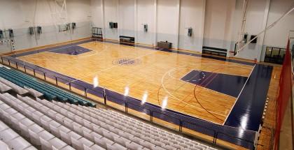 Spor Salonu Parke Uygulaması