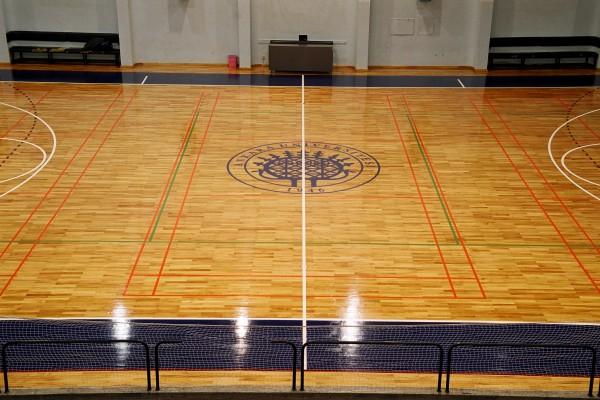Ankara Üniversitesi Spor Salonu