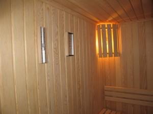 Sauna Ekipmanları