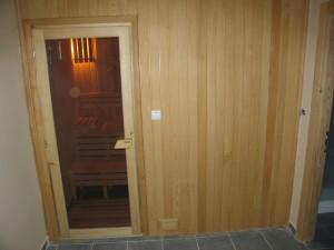 Sauna Dış Kaplama