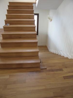 İreko Ahşap Merdiven