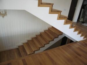 Merdiven İreko Kaplama