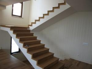 İreko Merdiven Yapımı