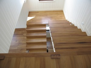 Dubleks Merdiven Kaplama