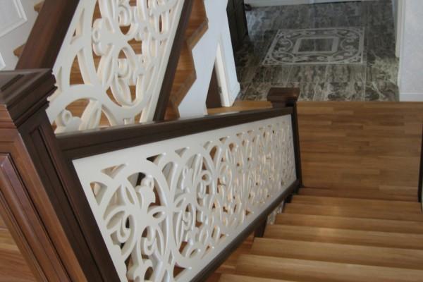 Villa İreko Merdiven