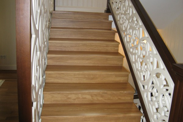 İreko merdiven kaplama